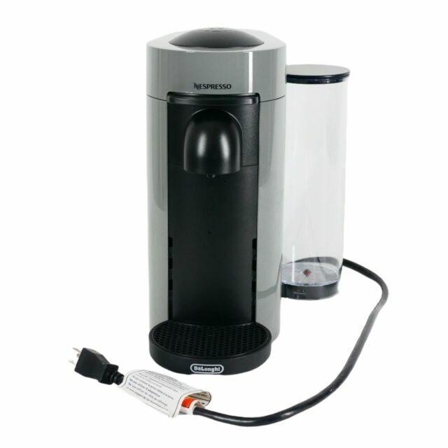 Nespresso DeLonghi ENV150GY VertuoPlus Espresso Machine, Gray - $55.00