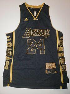Kobe Bryant Stitched Commemorative