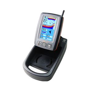Toslon-TF650-Colour-Wireless-Bait-Boat-Fishfinder-GPS-3D-Mapping-NEW-Fishing