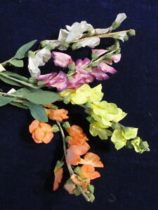 Vintage-Millinery-Flower-Collection-1-034-2-034-Snapdragon-Many-Colors-iw24a