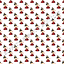 """NEW  /""""VILLANS/"""" INSPIRED PRINTED  FABRIC SHEET..HAIR BOWS..EXCLUSIVE TO US"""