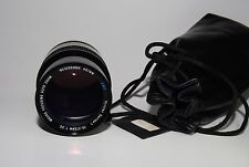 VIVITAR SERIES 1 70-210MM F3.5 VMC MACRO LENS FOR MINOLTA MD MOUNT