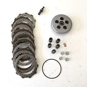 R RX 08-15 Newfren Upgrade Clutch Steel Plate Kit Triumph 675 Street Triple