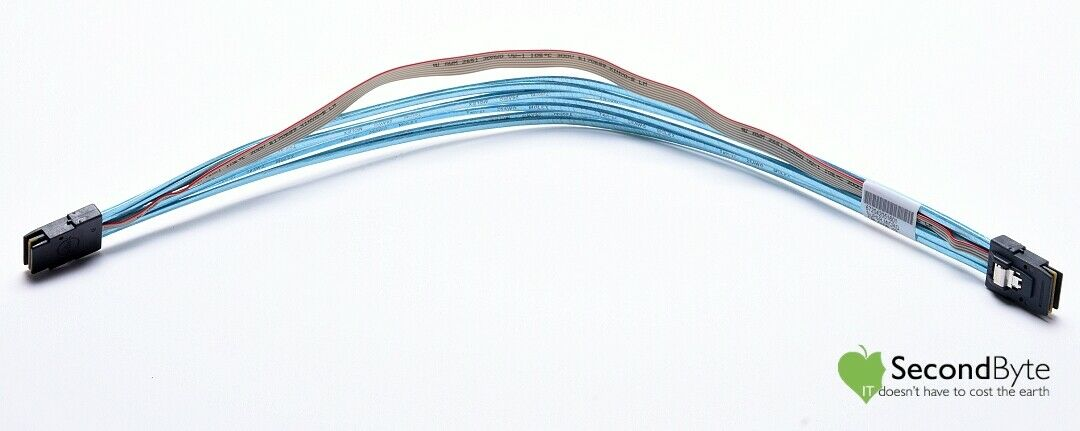 Supermicro SATA / SAS 39cm Cable CBL-0108L-02 TAX INVOICE