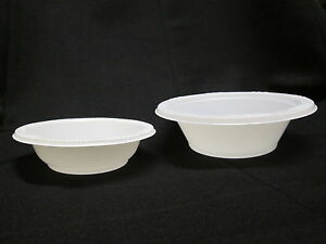 Image is loading Disposable-PLASTIC-BOWLS-party-ware-light-weight-high- & Disposable PLASTIC BOWLS . . . party ware light weight high quality ...