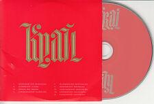 OLGA BELL Krai 2014 UK 9-trk promo CD Dirty Projectors One Little Indian