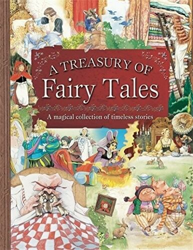New, Treasury of Fairy Tales, Arcturus Publishing, Book