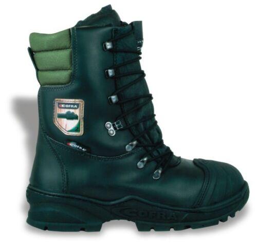 Forstschutz Sicherheitsstiefel Schnittschutzstiefel Klasse 2 Cofra Power