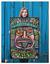 NEO-Street-Art-Aztec-Mayan-Graffiti-Print-Urban-Abstract-Modern-Poster-Wall-Fish thumbnail 1