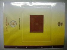 ABAFIL AGGIORNAMENTO per 2 euro commemorativi in folder VATICANO 2008