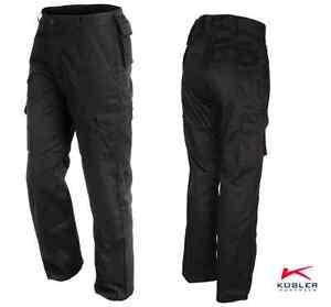 Bundhose-Arbeitshose-ECO-PLUS-Kuebler-Form-2128-Groesse-24-110-Schwarz-black