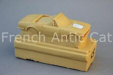 Rare modele marice PEUGEOT 504 coupe decapotable cabriolet 1/43 Heco modeles FF