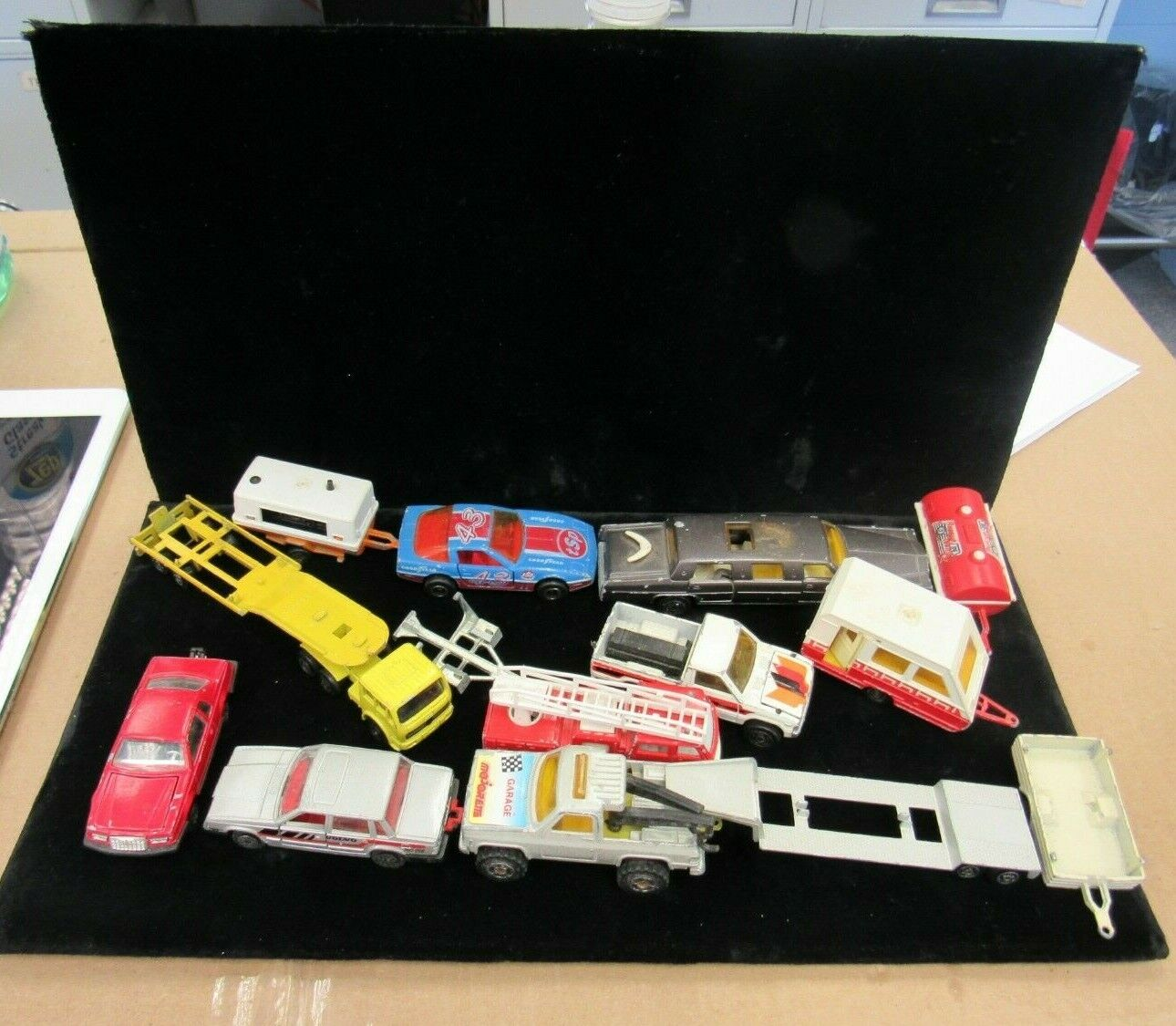 Vintage Great Lot of Majorette Diecart Toy Car And Others(13875-car-y)