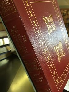 The-San-Francisco-Earthquake-Thomas-And-Witts-Easton-Press-Leather