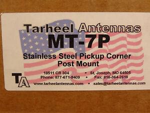 MT-7P   Corner post mount    Tarheel Antennas | eBay
