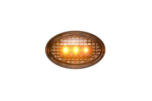 Side Marker Light Assembly-Smoke Left,Right Putco 920006