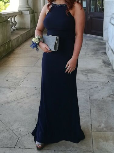 Ball In Navy 10 Size By Gown Mascara FpwqA4R