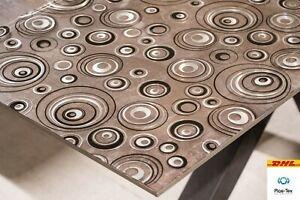 Tischfolie Tischdecke Schutzfolie Mit Muster