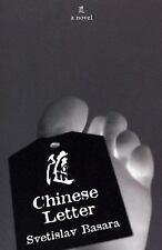 Chinese Letter by Svetislav Basara (2004, Paperback)