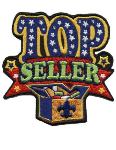 Boy Scouts of America BSA 3 inch TOP SELLER Activity Patches Popcorn Wreath NEW