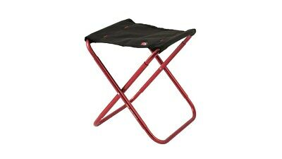 "Robens TRAILBLAZER STOOL /""Glowing Red/"" Folding Lightweight Stool with Carrybag"