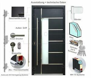 Haustuer-WeltHaus-WH75-Aluminium-mit-Kunststoff-Tuer-LA40-Dortmund-Tueren-AKTION
