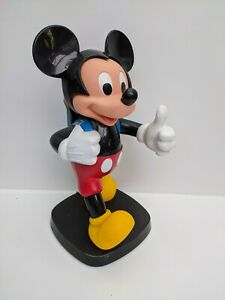 Vintage-Mickey-Mouse-Backpack-Telephone-Tyco-Phone-No-Handset-Pre-owned
