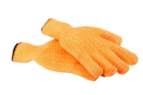 Allzweck Strickhandschuh BEIDSEITIG TRAGBAR Handschuh Arbeitshandschuh