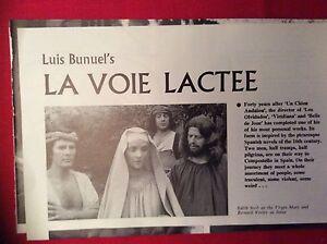 m12r-ephemera-1969-film-article-la-voie-lactee-paul-frankeur-delphine-seyrig