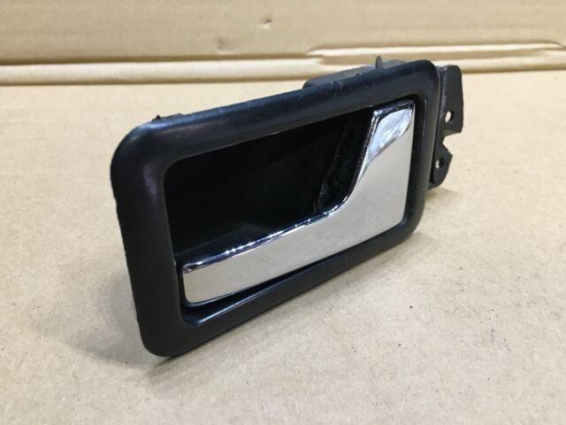 AUDI A6 C6 04-11 FRONT DOOR INTERIOR OPEN RELEASE HANDLE CABLE