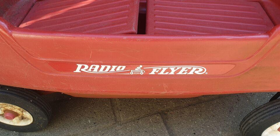 Trækvogn Radio flyer