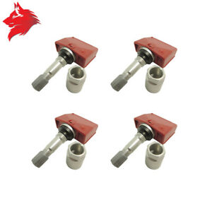 TPMS-kit-4x-sistema-controllo-pressione-pneumatici-Chrysler-Crossfire-ZH