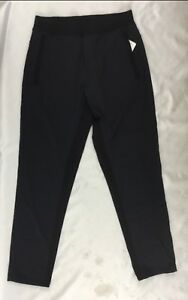 c271a8ab715919 Lululemon Men's Great Wall Pant LINED Two-Way Stretch Black Size S ...