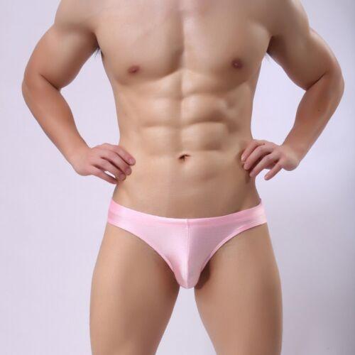 Briefs Swimsuit Beach Trunks NEW Men/'s Pink Speedo Style Swimwear