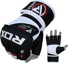 Authentieke RDX Handschoenen Voor Boksen, MMA En Muay Thai RED/Black NL L