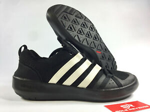 Details about NEW adidas Sport Climacool Terrex BOAT Lace Water Outdoor Shoes Black White CC