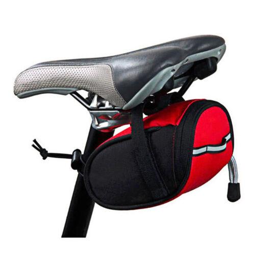 Waterproof MTB Saddle bag Mountain Road Bike Bicycle Bikepacking Saddle Seat Bag