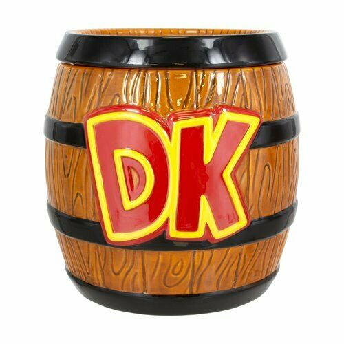 Donkey Kong Cookie Jar Officially Licensed Product céramique