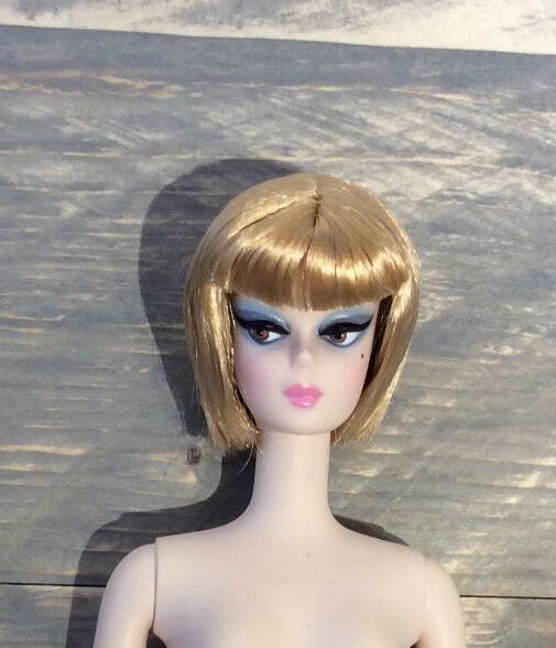 Silkstone Afternoon Suit Barbie nude / naked fashion model collection
