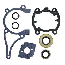 PROGASKET Gasket Set for Stihl TS350 TS360 with oil seals replaces 4201 007 1050