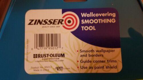 Boîte de 6 Rust-Oleum Wallcovering Lissage Outils 95012 Zinsser Lissage Outil