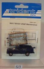 Trident 1/87 No. 90017 Chevrolet M1031 USAF Maintenance US Army OVP #129