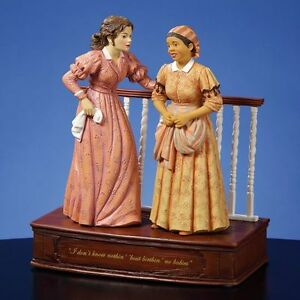 Gone-With-The-Wind-034-Ain-039-t-Birthin-No-Babies-034-Figuine-San-Francisco-Music-Box-New