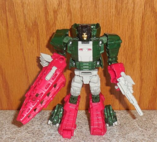 Transformers Titanen Return Skullsmasher Komplett Deluxe Action- & Spielfiguren
