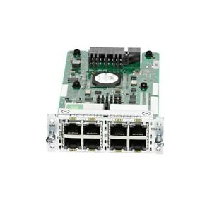 Used-Cisco-NIM-ES2-8-8-port-Layer-2-GE-Switch-Network-Interface-Module