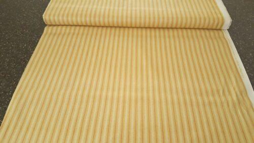 Sweetness BTY Tina Higgins Quilting Treasures Golden Yellow /& Dark Pink Stripe