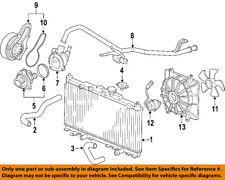 Honda 19222-RAA-A01 Engine Water Pump Gasket