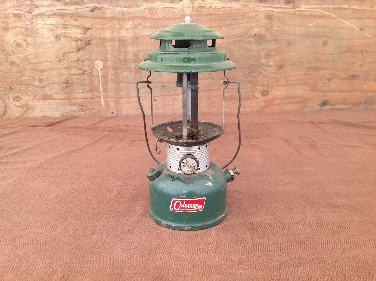1967 Coleman Double Mantle 220F Lantern