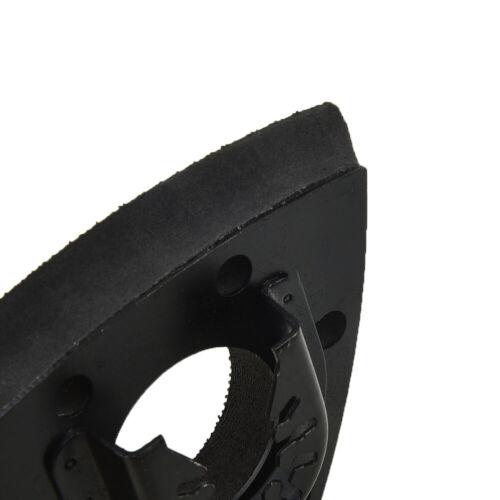 Universal Triangular Sanding Pad Sander Saw Blades Pad Oscillating Multi Tool