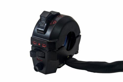 OZ-USA Switch Light Turn Signal Dual Sport Motorcycle Dirtbike Left Universal Horn MX